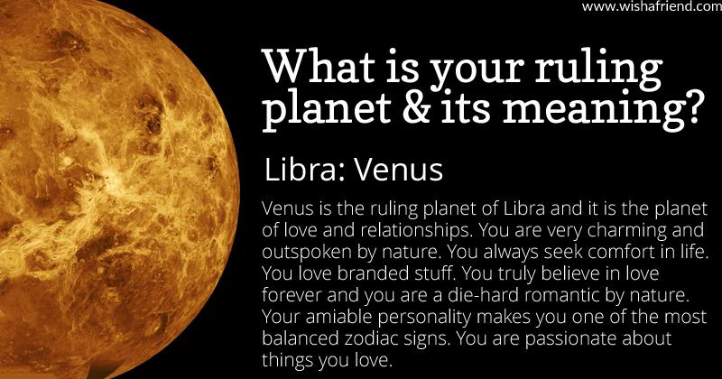 libra planet astrology