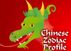 Chinese Zodiac Profile