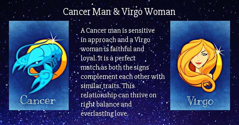 relationship with a cancer man