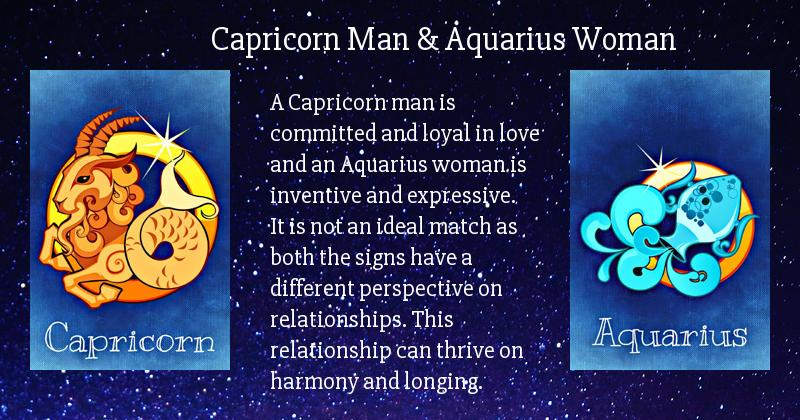 What does capricorn man want in a woman